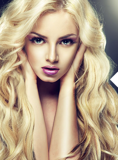 Extensions cheveux Balmain double hair